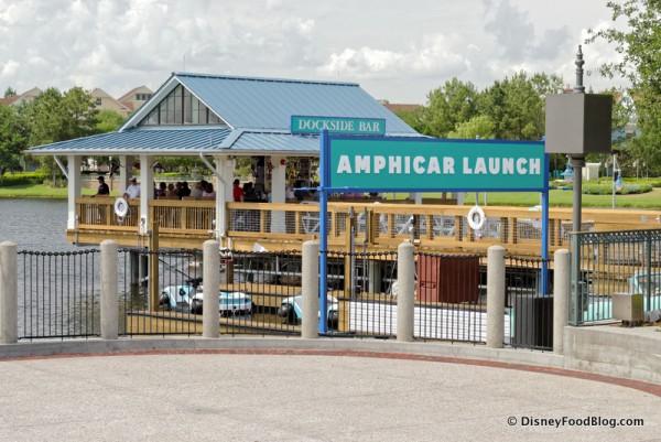 Amphicar Launch