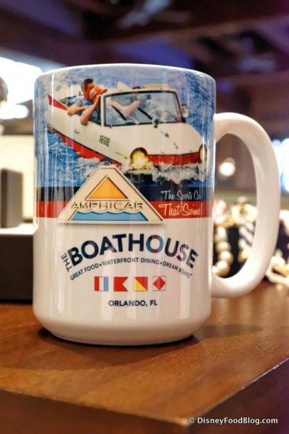 Boathouse Amphicar Mug