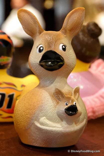 Kangaroo...Duck?