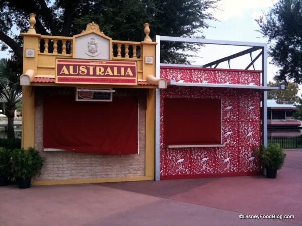 Australia Booth