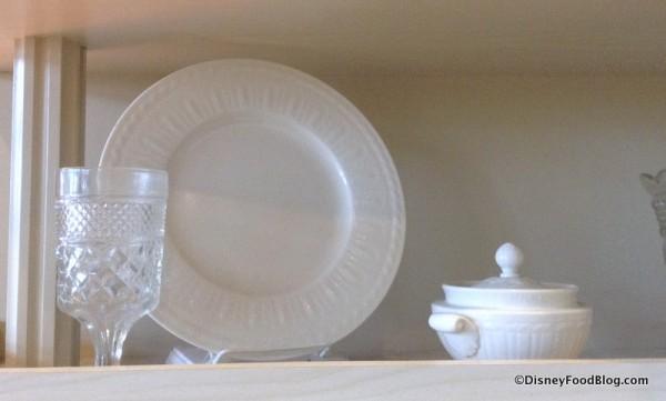 Dish display
