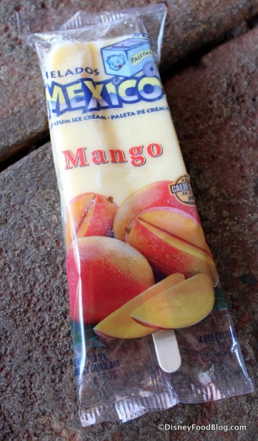 Mango Fruit Bar