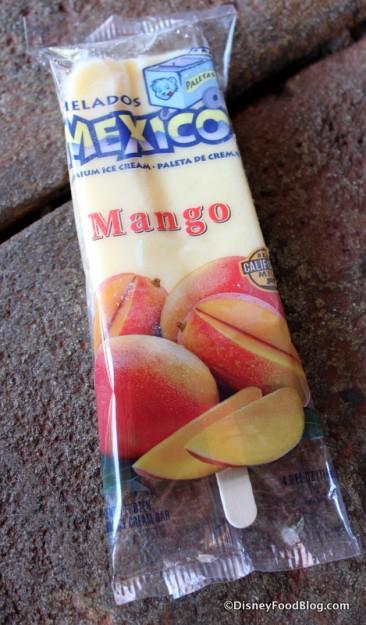 Mango Fruit Bar