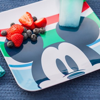 Mickey Fix Summer Fun Plate