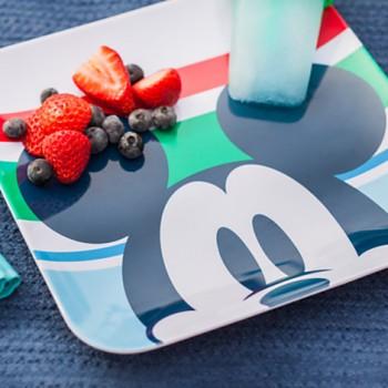 Mickey Fix Summer Fun Plate