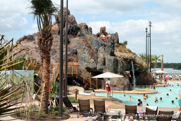 Lava Pool