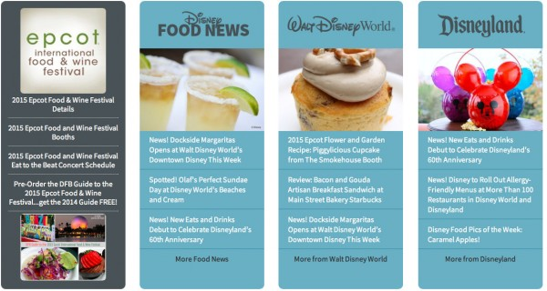 See all the latest News, Disneyland, and Disney World posts immediately! Then click to see more!
