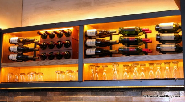 Wine Storage and Glassware