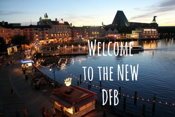 Welcome to the NEW DFB!