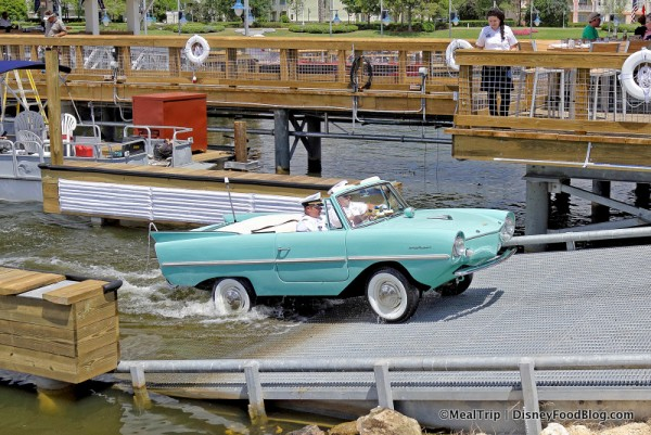 Amphicar closeup