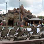 Photo Tour: Reopened Barefoot Pool Bar and Volcano Pool at Disney's Polynesian Village Resort