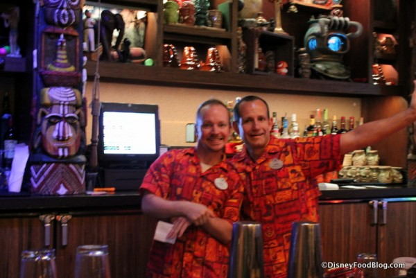 Skippers at the Bar