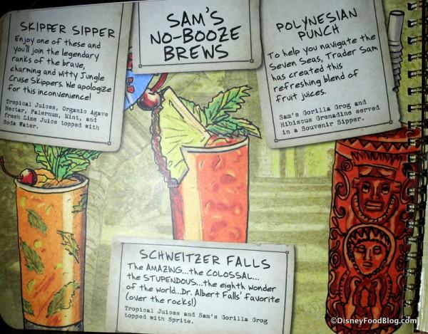 Sam's No-Booze Brews