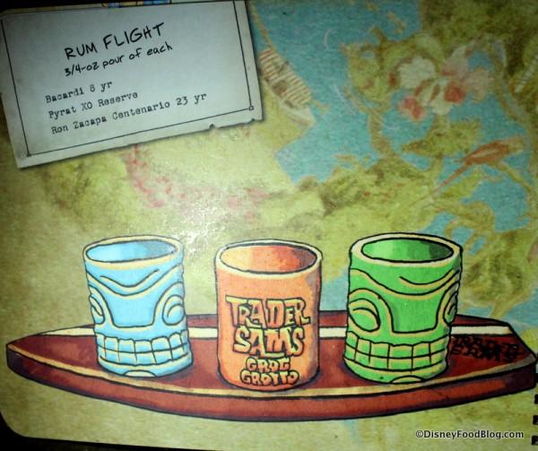 Rum Flight