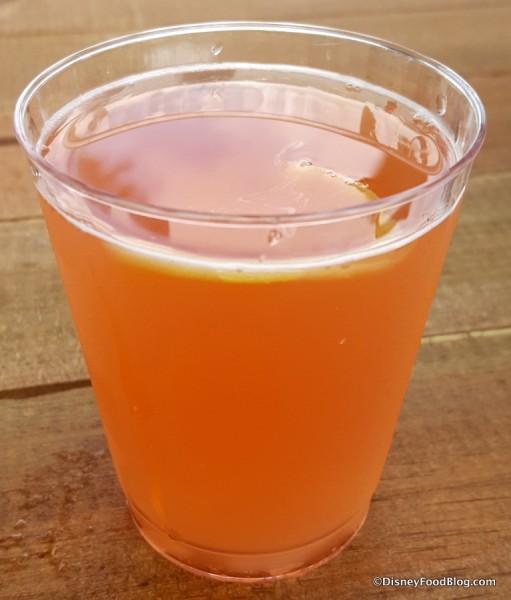 Citrus Thistle featuring Hendricks Gin