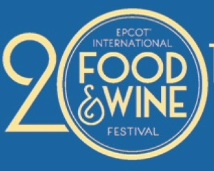 2015 Epcot Food and Wine Logo