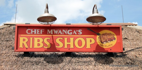 Chef Mwanga's Ribs Shop