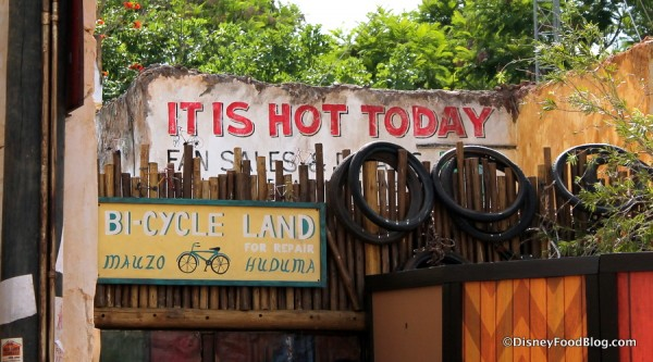 """""""It Is Hot Today"""""""