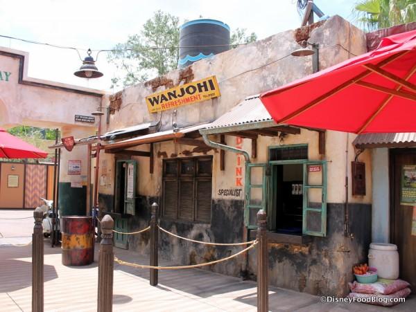 Wanjohi Refreshment