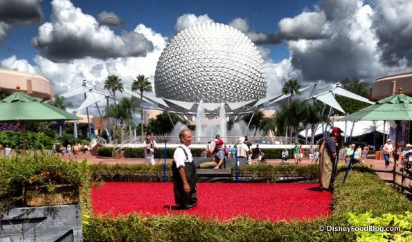 The Cranberry Bog Returns to the Epcot Food and Wine Festival in 2015