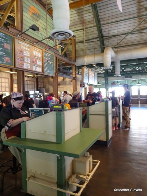 Ordering Kiosk