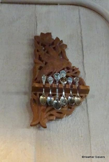Mini Souvenir Spoon Collection