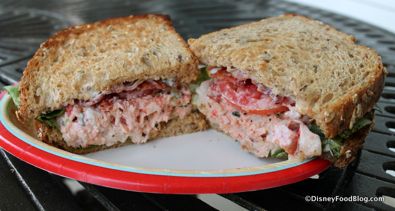 Lobster Club Sandwich Recipe — Dishmaps