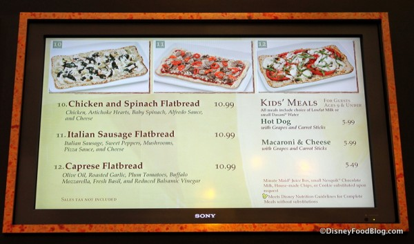 Review The Artist S Palette At Disney S Saratoga Springs