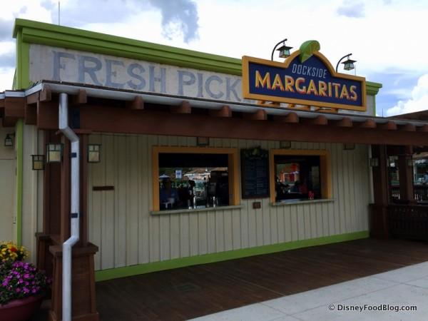 Dockside Margaritas at Disney Springs Marketplace