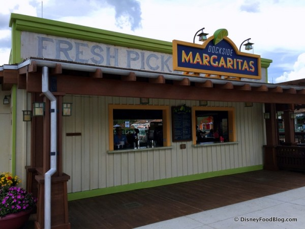 Dockside Margaritas at Disney Springs Marketplace