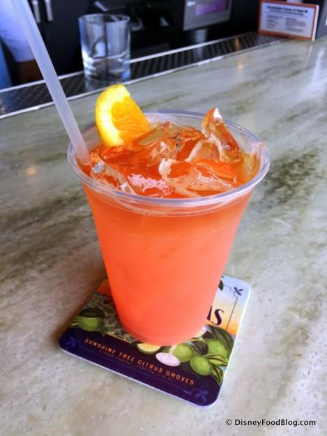 Orange Grove Rum Runner