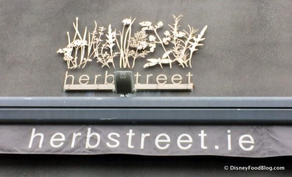 Herb Street in the Heart of Dublin