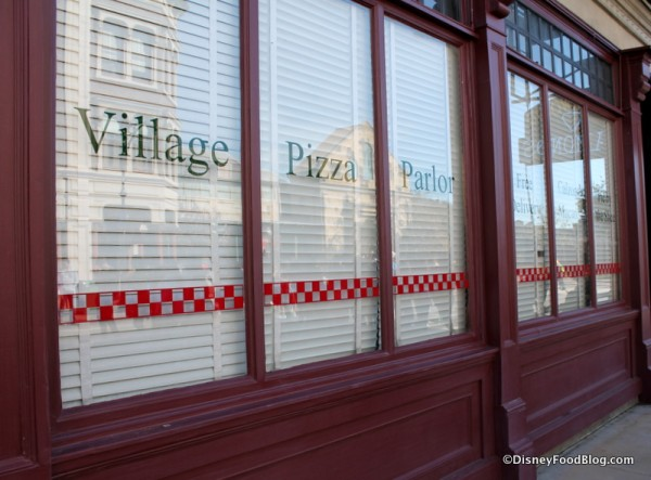 Village Pizza Parlor