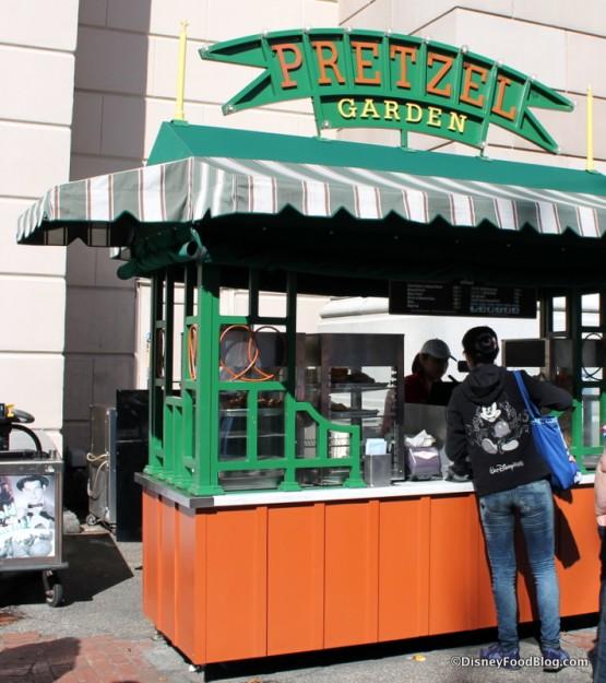 Pretzel Garden