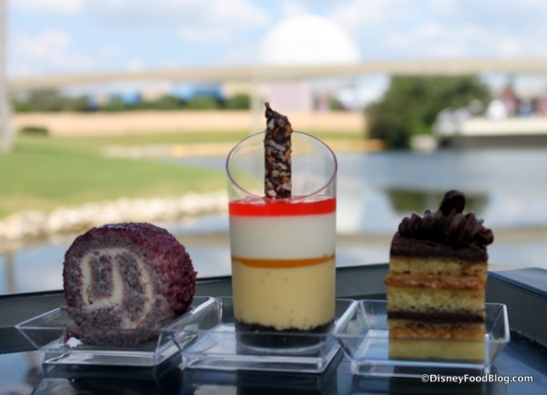 epcot food and wine festival desserts