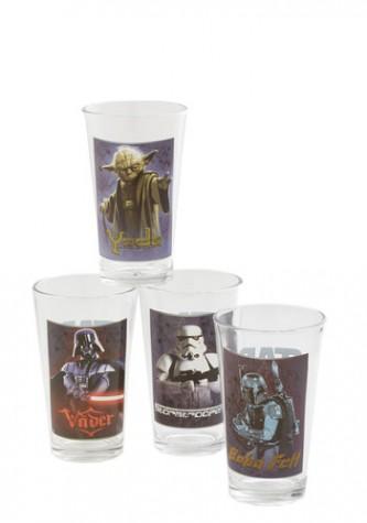 Mickey Fix Star Wars Glasses