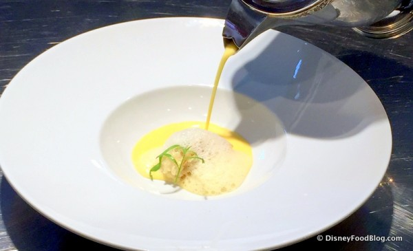 Oyster Soup, Colleen's Dish