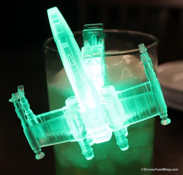 X-Wing glow cube