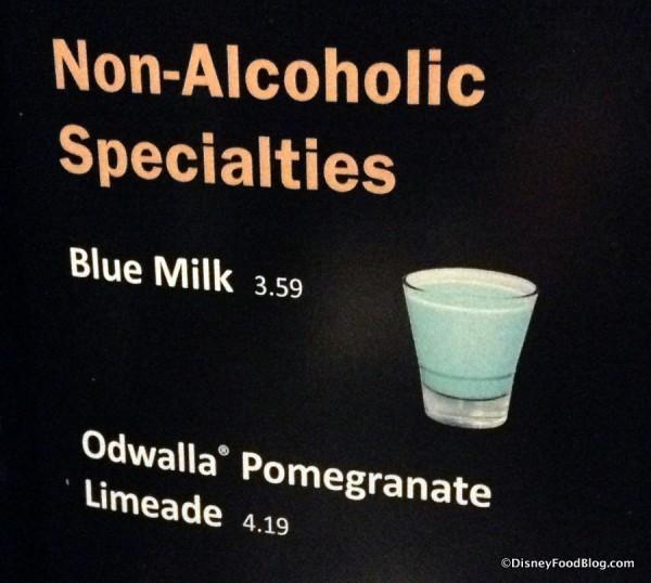 Non-Alcoholic Specialties