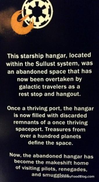 The story of the Rebel Hangar