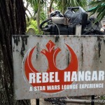Review: Rebel Hangar — A Star Wars Lounge at Disney's Hollywood Studios