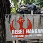 Review: Rebel Hangar — A Star Wars Lounge at Disney's Hollywood Studios