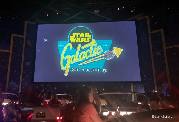 Star Wars Galactic Dine-In Breakfast