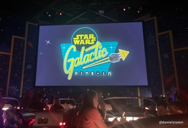 Star Wars Galactic Dine-In Breakfast