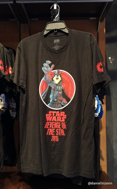Revenge of the Sith t-shirt