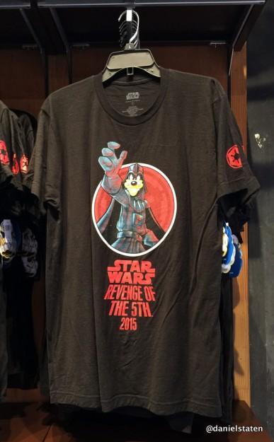 Revenge of the Sith t-shirt