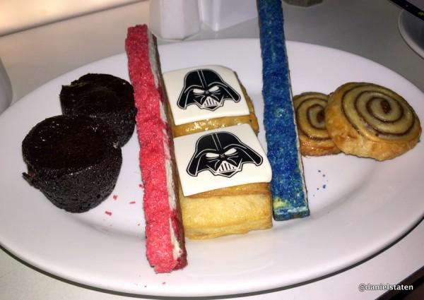 Star Wars Pastries