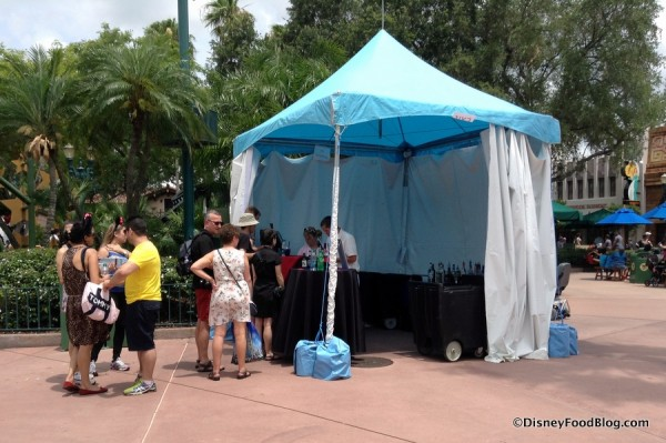 Star Wars Weekends Pop-up Bar
