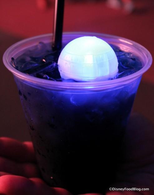 Death Star Glow Cube in The Alderaan