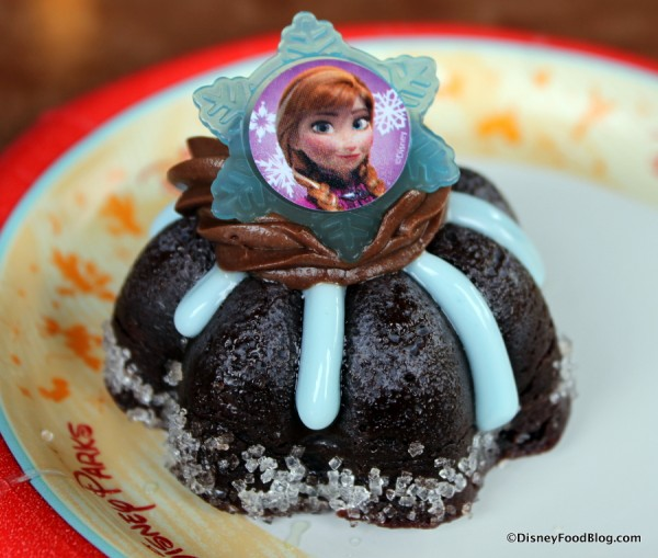 Review Anna S Happy Birthday Cupcake A Frozen Fever